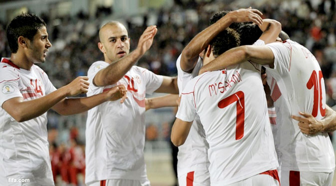Tunisia vs Cape Verde